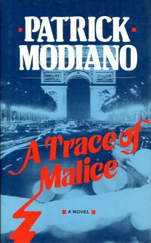 9780856281631: Trace of Malice