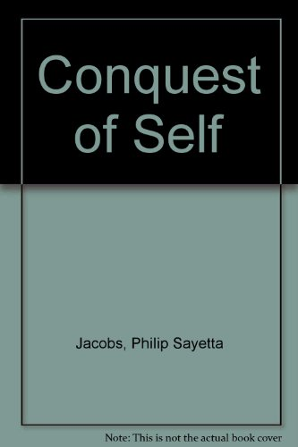 9780856282379: Conquest of Self