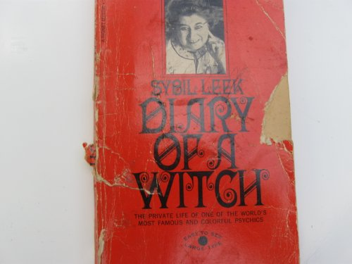 9780856321894: Diary of a Witch