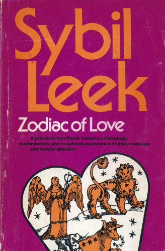 9780856321924: Zodiac of Love
