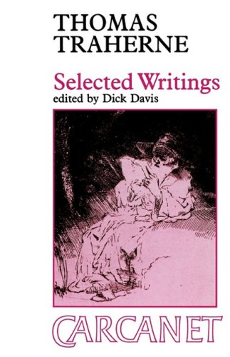 9780856352317: Selected Writings (Fyfield Books)