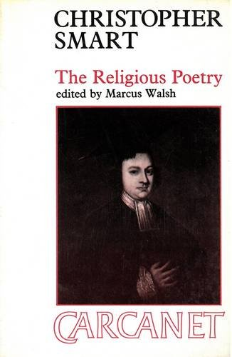9780856353079: Christopher Smart: Religious Poetry (Fyfield Books)