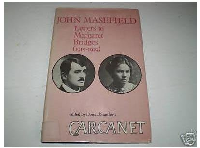 9780856354779: John Mansfield: Letters to Margaret Bridges (1915-1919)
