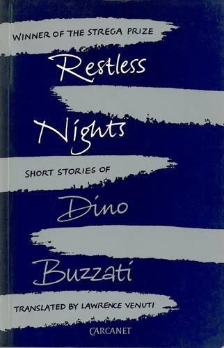 9780856354885: Restless Nights