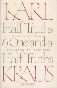 9780856355806: Half Truths and One-and-a-half Truths