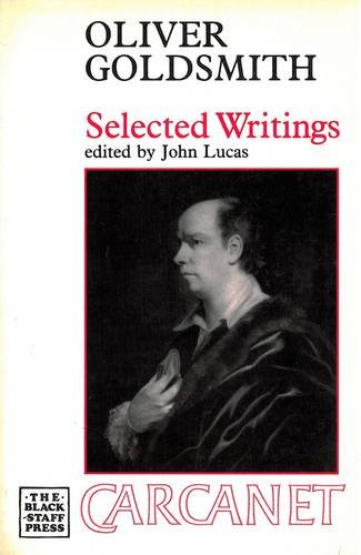 Selected Poems (Fyfield Books): Goldsmith, Oliver