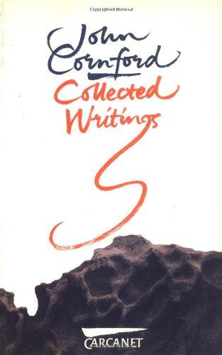 9780856356520: Collected Writings: John Cornford