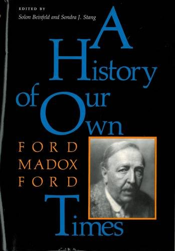 9780856358272: The History of Our Own Times