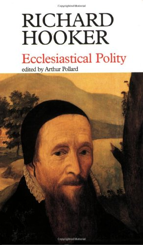 9780856358609: Ecclesiastical Polity (Anglican Classics in the Fyfield Series)