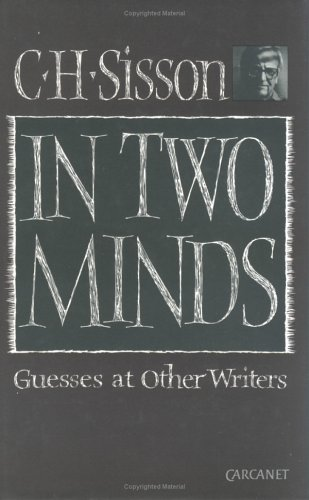 9780856358777: In Two Minds: Guesses at Other Writers