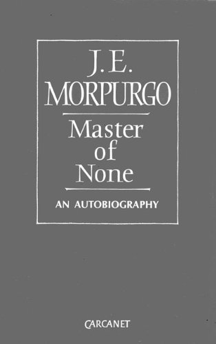 9780856358845: Master of None: An Autobiography