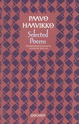 9780856359149: Paavo Haavikko: Selected Poems