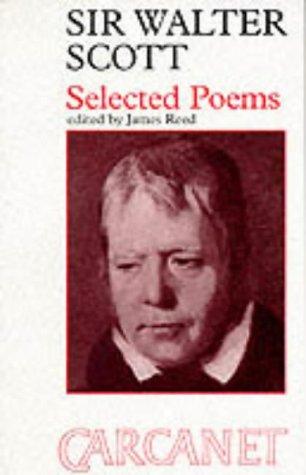 Sir Walter Scott: Selected Poems (Fyfield Books): Scott, Sir Walter