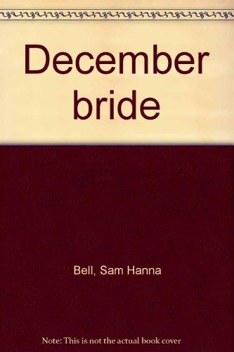 9780856400667: December bride