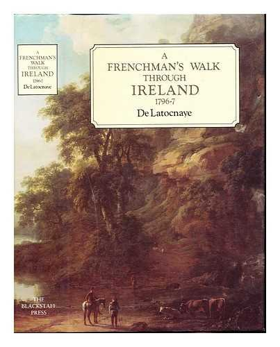 9780856403088: Frenchmans Walk Through Ireland 1796-1797 (English and French Edition)