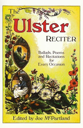 9780856403217: Ulster Reciter: Ballads,Poems and Recitations for Every Occasion