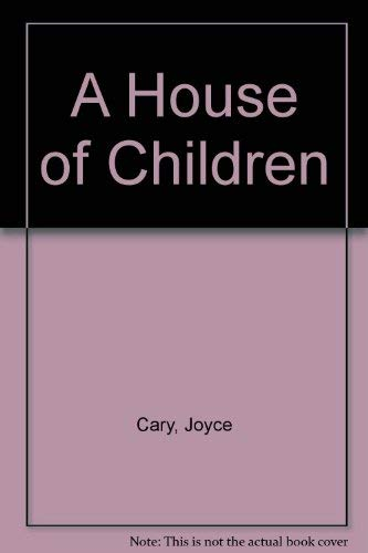 9780856404238: A House of Children