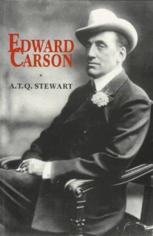 9780856406133: Edward Carson (Blackstaff Classics)