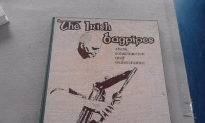 9780856406928: Irish Bagpipes: Their Construction and Maintenance