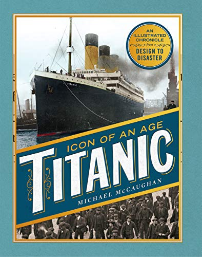 9780856408656: Icon of an Age: Titanic