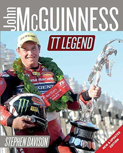 9780856409370: John McGuinness: Isle of Man TT Legend - New & Updated Edition, Road Racing Legends 6