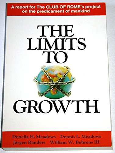 9780856440083: Limits to Growth: A Report for the Club of Rome's Project on the Predicament of Mankind