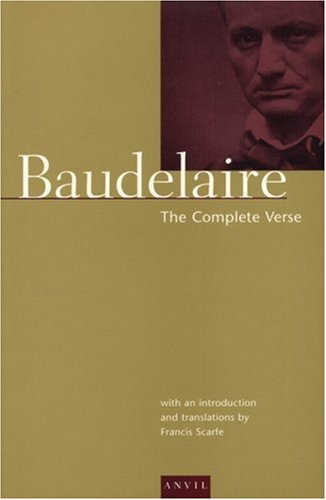 9780856461521: Baudelaire: The Complete Verse (v. 1) (English and French Edition)