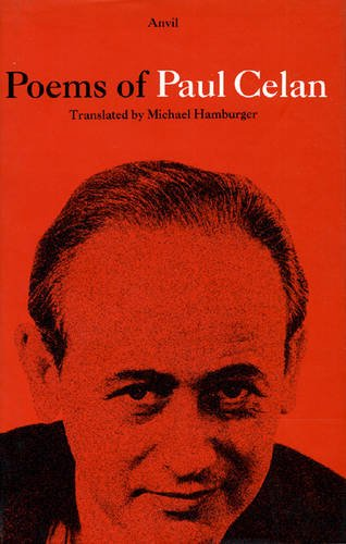 Poems of Paul Celan (English and German Edition): Celan, Paul; Hamburger, Michael