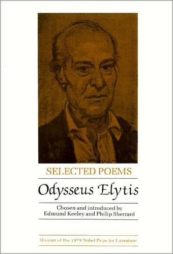 9780856462290: Odysseus Elytis: Selected Poems