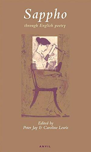 Sappho Through English Poetry: Sappho