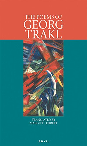 9780856462856: The Poems of Georg Trakl