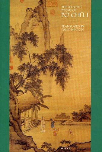 9780856463358: Selected Poems of Po Chu-I