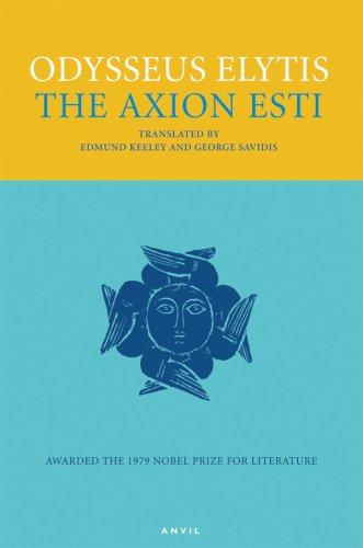 9780856463563: The Axion Esti