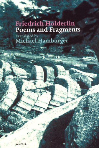 9780856463600: Poems and Fragments: English and German Edition (Poetica) (German and English Edition)