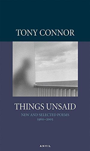 9780856463853: Things Unsaid