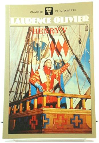 9780856470042: King Henry V: Filmscript (Classical Film Scripts S)