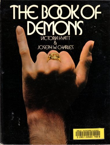 9780856470349: The book of demons - AbeBooks - Victoria