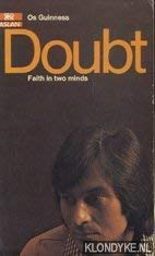 Doubt: Faith in Two Minds (Aslan Paperbacks): OS GUINNESS