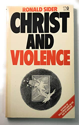 9780856482540: Christ and Violence