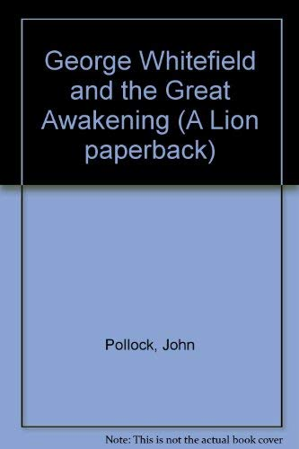 9780856482731: George Whitefield and the Great Awakening