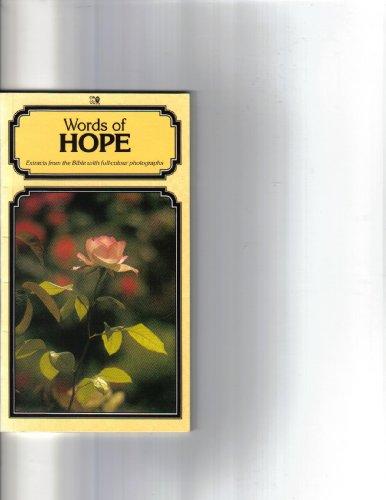 9780856483011 words of hope good news bible