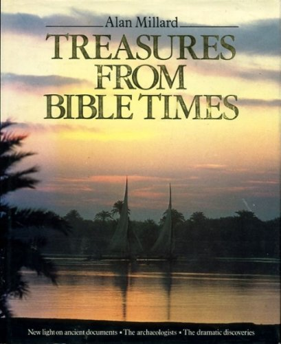 Treasures from Bible Times
