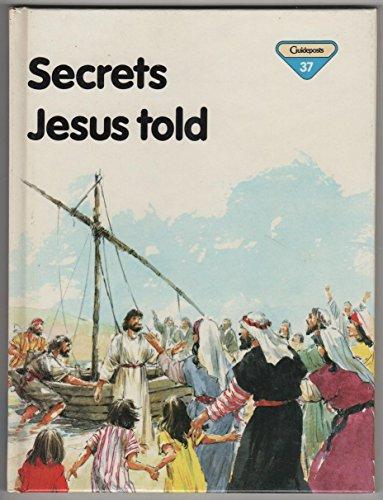 9780856487620: Secrets Jesus Told (The Lion Story Bible, 37)