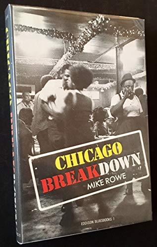 9780856490156: Chicago Breakdown (Eddison blues books ; 1)