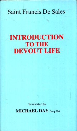 9780856500855: Introduction to the Devout Life
