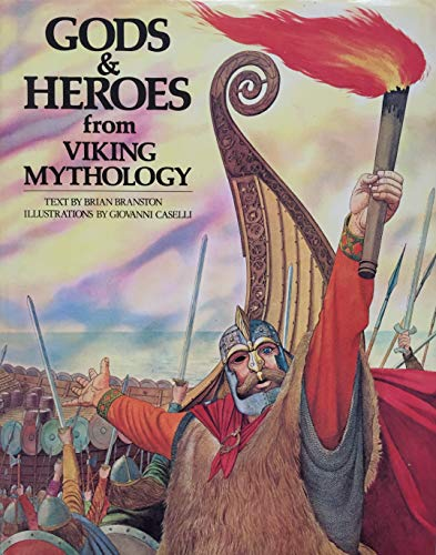 9780856540295: Gods and Heroes from Viking Mythology (World mythology series)