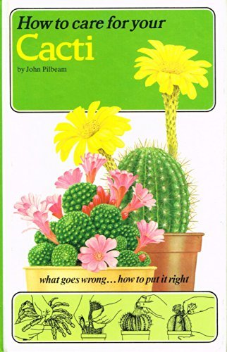 How to Care for Your Cacti (How: John Pilbeam