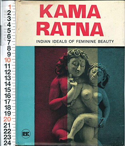 9780856551222: Kama Ratna: Indian Ideals of Feminine Beauty