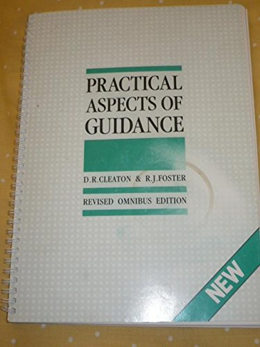 9780856601484: Practical Aspects of Guidance