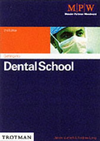 9780856608636: Getting into Dental School (Getting into Course Guides)